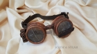 Goggles - lunettes steampunk rats