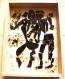 Mosaïque (3) un tableau réalisé avec de la vaisselle cassée-6.5/5/5cm