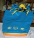 Sac a dos isotherme avec broderie