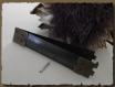Fermoir clic clac 8,5 cm pour porte monnaie et étui à lunettes flex frame