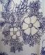 Blouse fleurie et dentelle