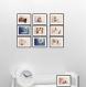 Jeu de 10 cartes postales série n°3 - format 10,5x15 cm, décoration cuisine, carte postale, set de carte postale,