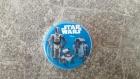 Badge rond à épingle star wars