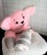 Chipie en rose et sa souris grise