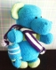 Monsieur zippo avec son écharpe