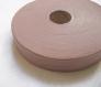Biais coton beige 28 mm / qualité supérieure