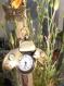 L'heure de la coccinelle - la montre porte clef