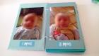 Album guirlande photo première année de bébé