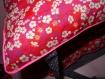 Coussin intérieur sur mesure pour siege banc .... tissu et couleur au choix (liberty...)