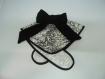 Bandana coton à motif pour petit chien ou chat