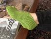 Chaussons en laine 36/38, bottes,  jardinage, chasse, pêche ,yoga, camping, montagne,
