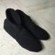 Chaussons 38/40 pure laine, tricotés main, anti dérapant, lit, détente, voyage, convalescence.