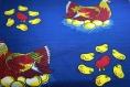 Tissu africain wax /vendu au mètre