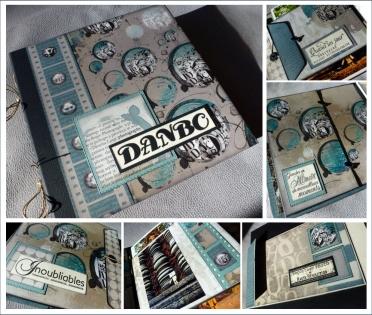 Tutoriel album danbo