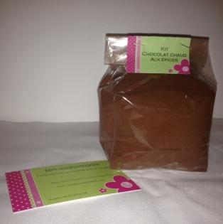 Kit chocolat chaud aux épices