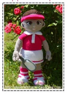 Tenniswoman