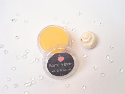 Baume pour les lèvres senteur passion - 10 ml soit 8 g