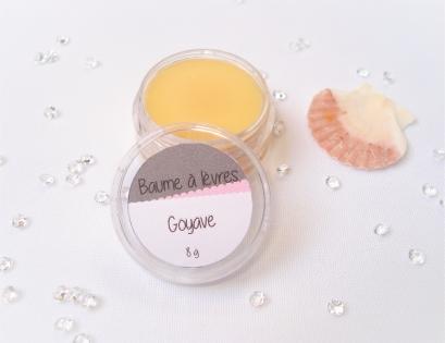 Baume pour les lèvres senteur goyave - 10 ml soit 8 g