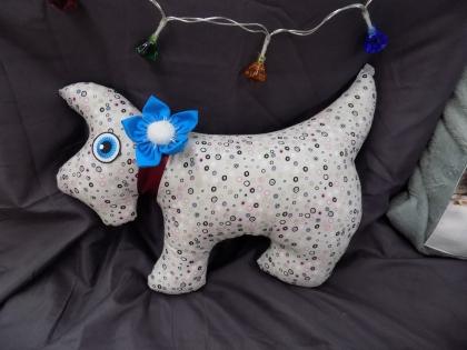 Coussin enfant ( forme chien)