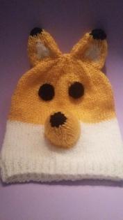 Bonnet renard