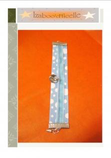 Bracelet ruban fillette