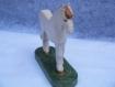 Cheval en bois.  camargue, sculpté dans du hêtre .
