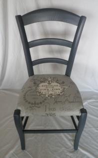 Chaise artisanale