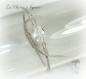 Bracelet scarabée en cristal de swarovski