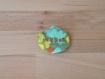 Br 027 broche yoyo coloré modèle 10