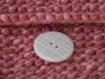 Trc 027 sac pochette laine rose