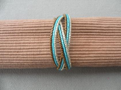 Bra 133 bracelet esprit manchette