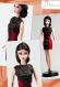 1. tutoriel & patron robe barbie et barbie silkstone 30 cm, poupée