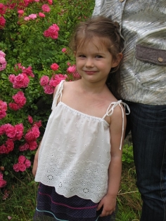 Top fille - 6 ans