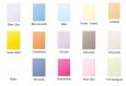 100 confettis moustache - couleur kraft ou au choix