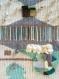 Tissage mural, laines et mosaïques