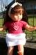 Tenue pour poupée corolle 36 cm
