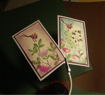 2 cartes double