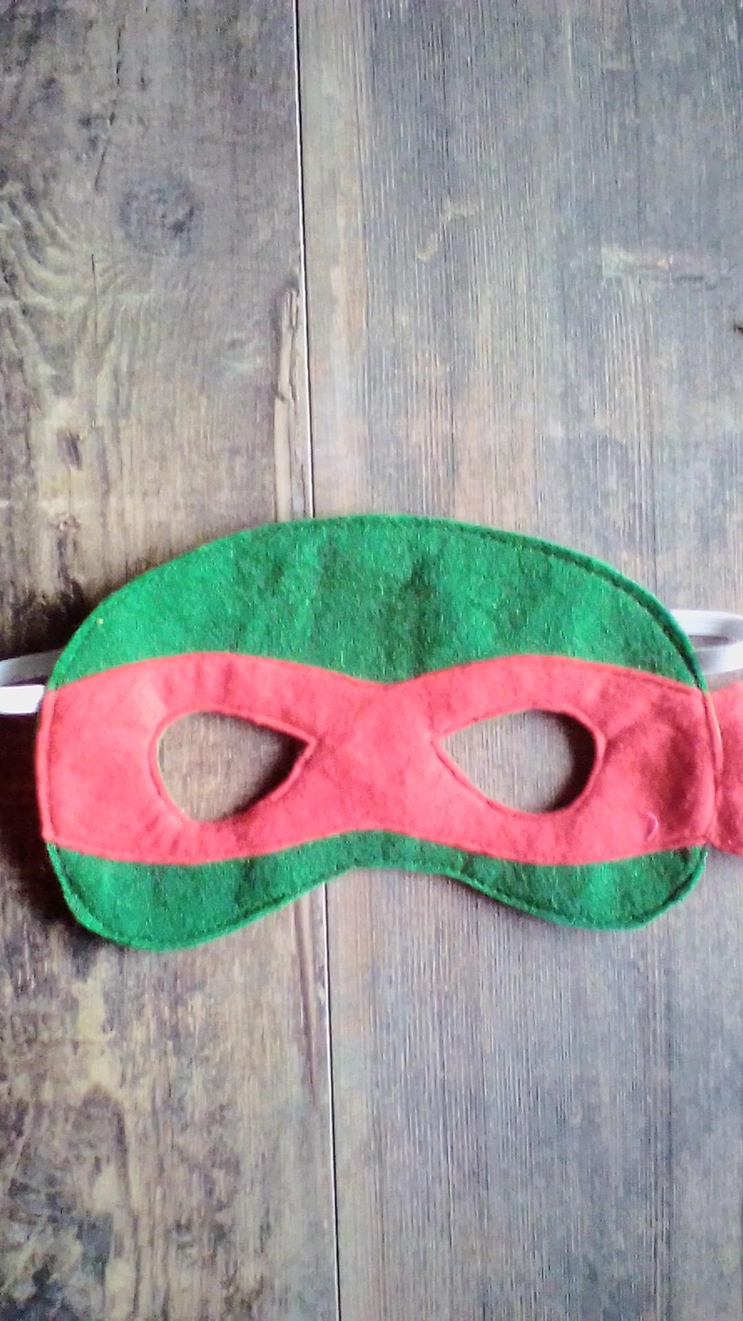 Masque Tortue Ninja Enfants Autres Jeux Jou S Par Maptitefabrik