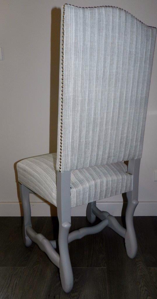 chaise louis xiii par assistoibien. Black Bedroom Furniture Sets. Home Design Ideas