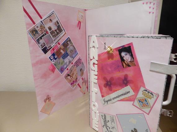 Beliebt Cadeau d'anniversaire original et personnalisé avec une carte  OE04
