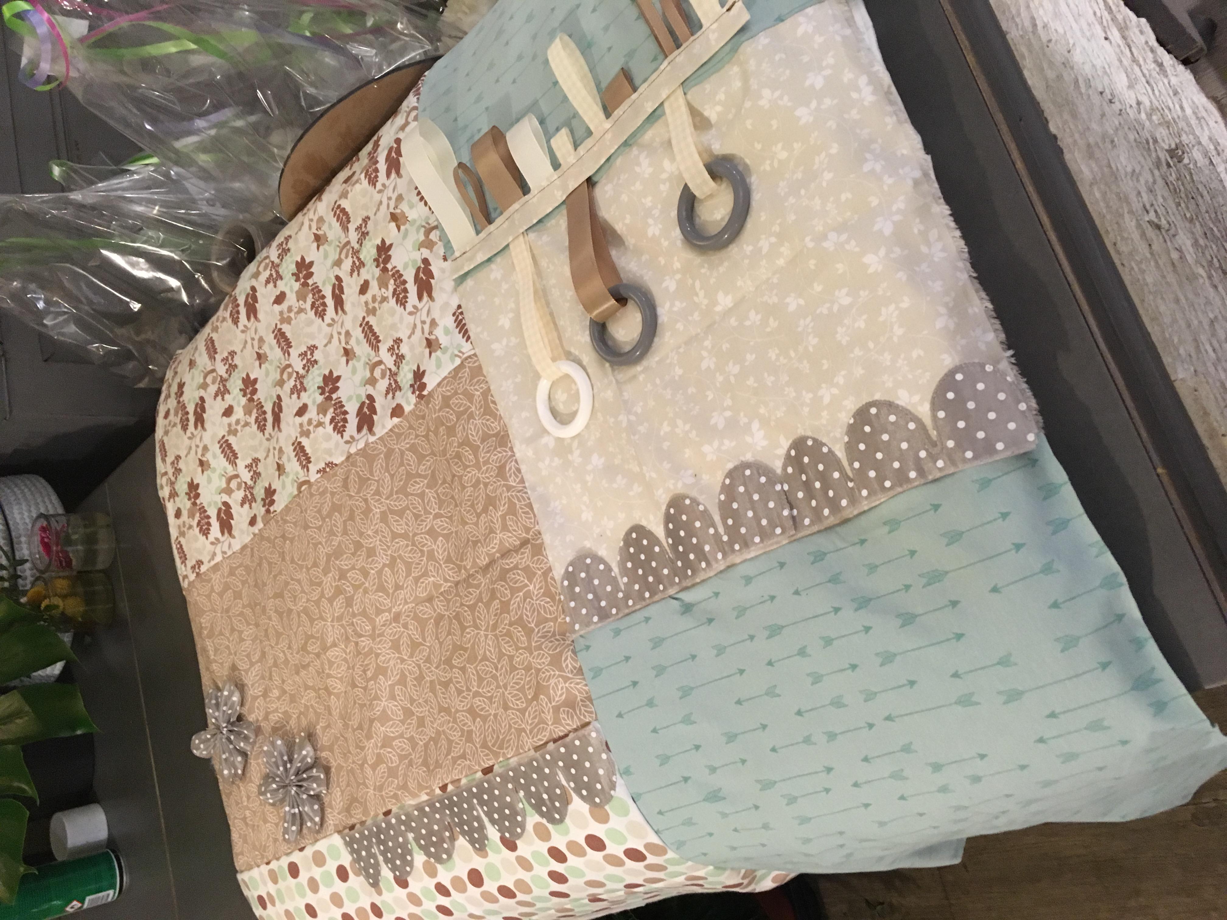 tapis de sol pour b b accessoires bebe par ausabotdevenus. Black Bedroom Furniture Sets. Home Design Ideas