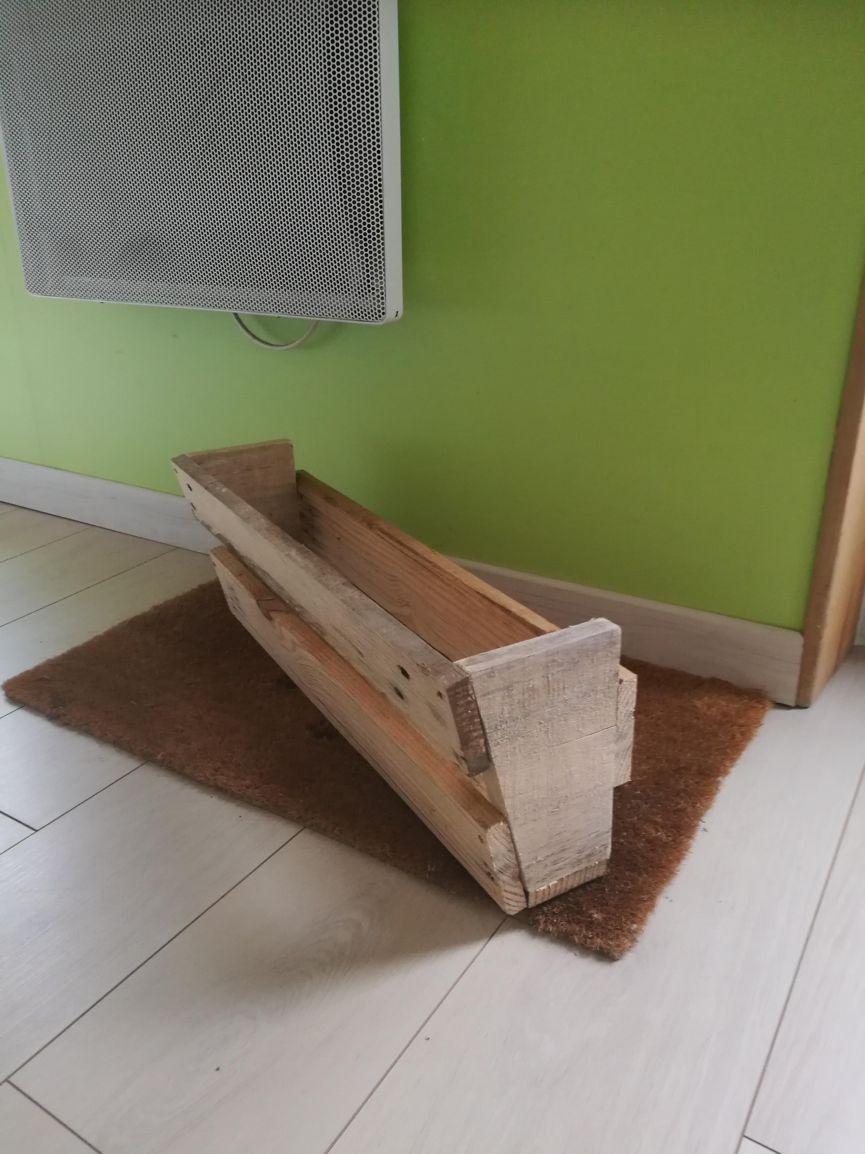 range chaussures en bois maison et deco accessoires par cocon de bois. Black Bedroom Furniture Sets. Home Design Ideas