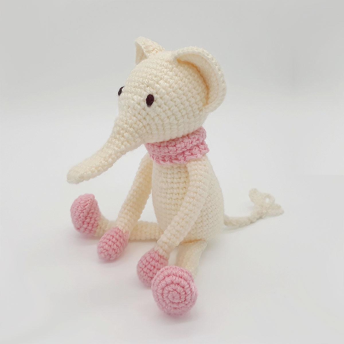 Stuffed Elephant / Crochet Elephant / Amigurumi Elephant ... | 1200x1200