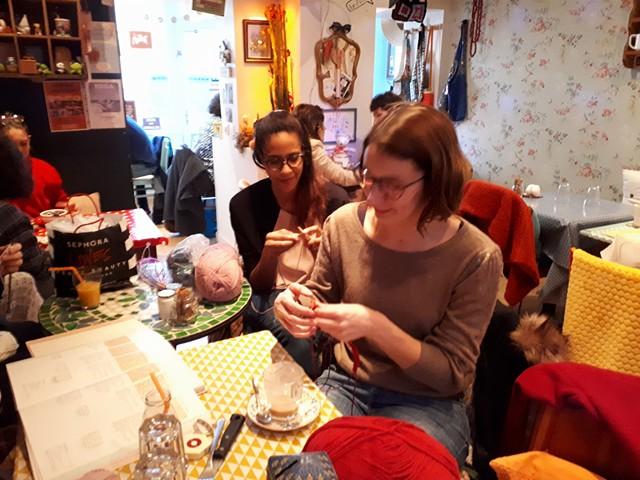 cours de tricot individuel ou collectif sur caen cours de tricot par unthealarose. Black Bedroom Furniture Sets. Home Design Ideas