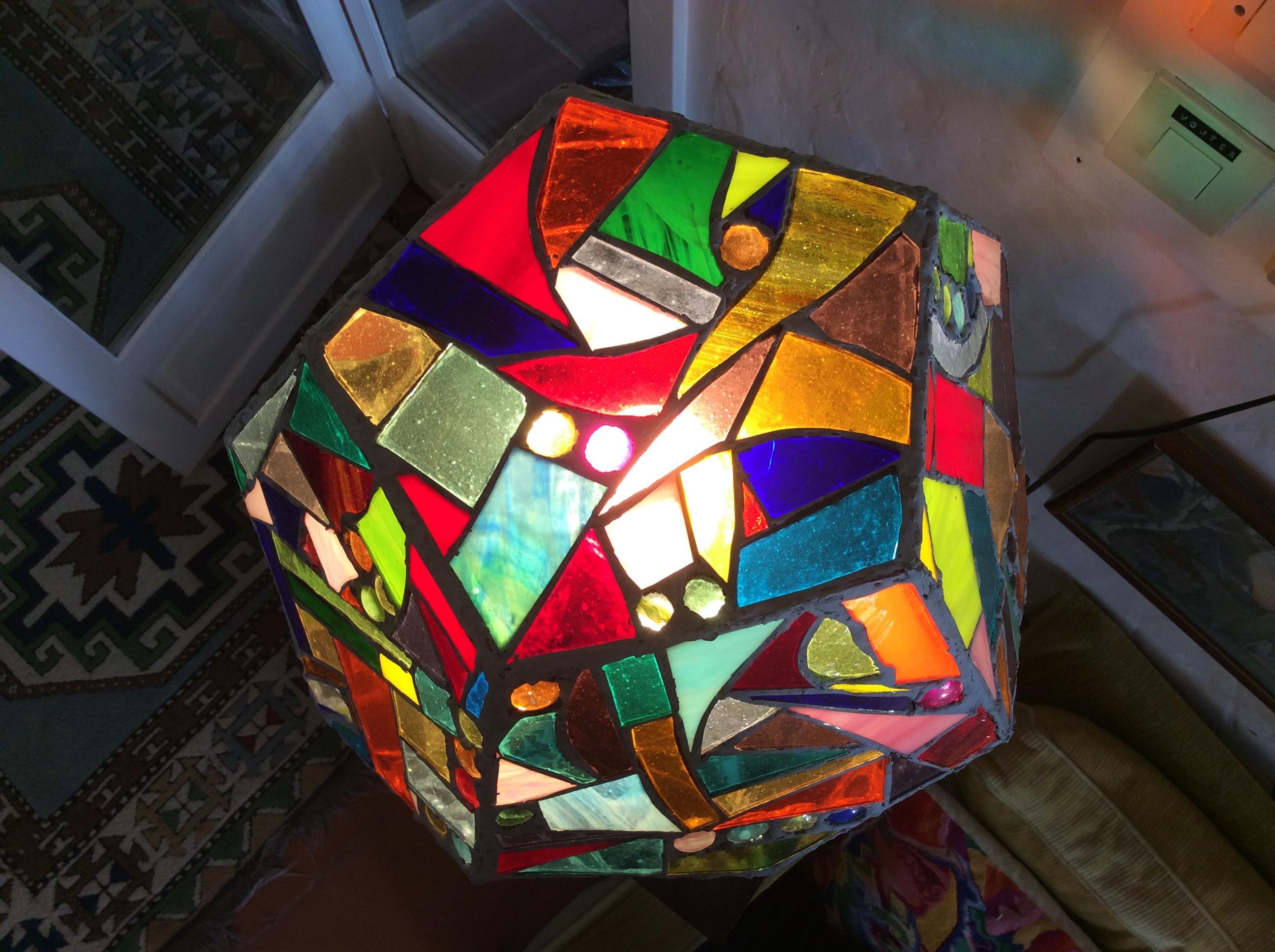 Lampe art deco vitrail tiffany louis comfort tiffany u wikipédia