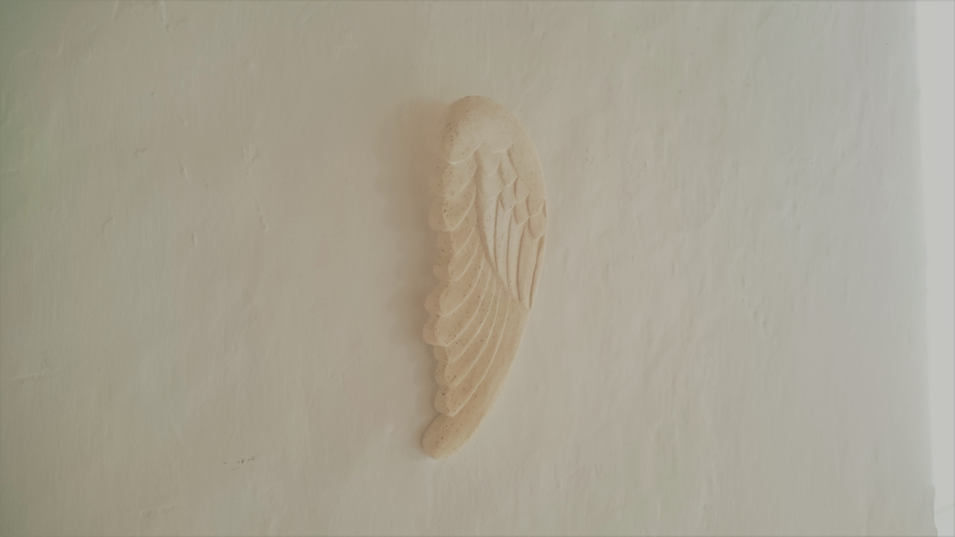 Grande aile en pl tre pour d coration murale shabby for Grande deco murale