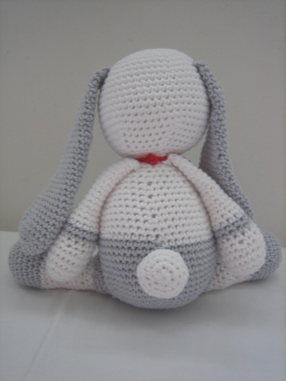 Tuto amigurumi : lapin - Tout sur le crochet et les